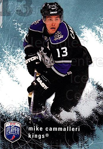 Mike Cammalleri Hockey Card 2007-08 Be A Player 92 Mike Cammalleri