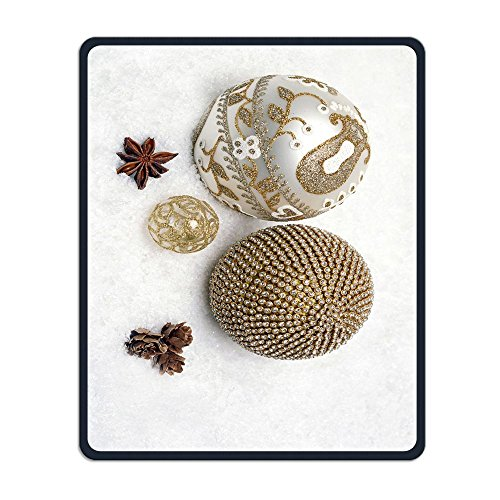 Personalised Christmas Decorations 11.8in X 9.5in Mouse Pads Gaming Pad Mouse Mat