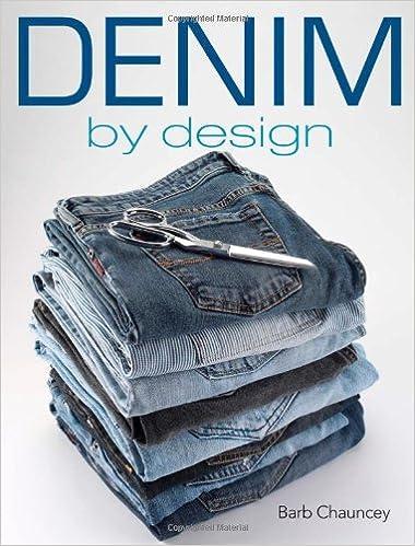 Denim By Design Barb Chauncey 0074962005984 Amazoncom Books