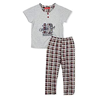 Joanna Grey Sleepwear Set For Boys