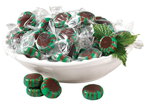 Chocolate Starlight Mints 14 oz