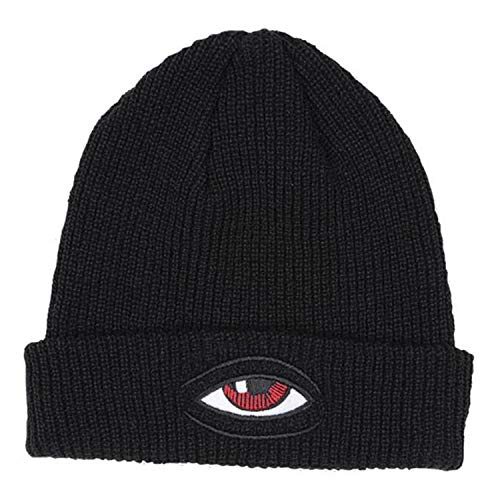 Toy Machine Skateboard Sect Eye Dock Beanie Black