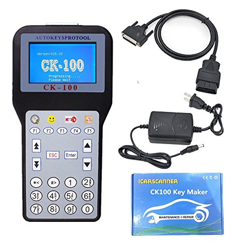 2015 CK-100 Auto Key Programmer V99.99 CK100 key programmer CK100 Auto key programmer Newest Generation SBB by CK Products
