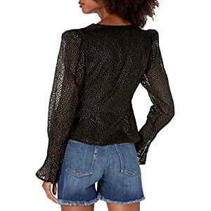House of Harlow 1960 Women's Anisa Blouse
