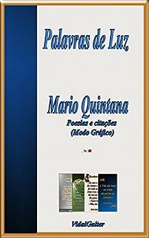Palavras de Luz: Mario Quintana por [Galter, Vidal]