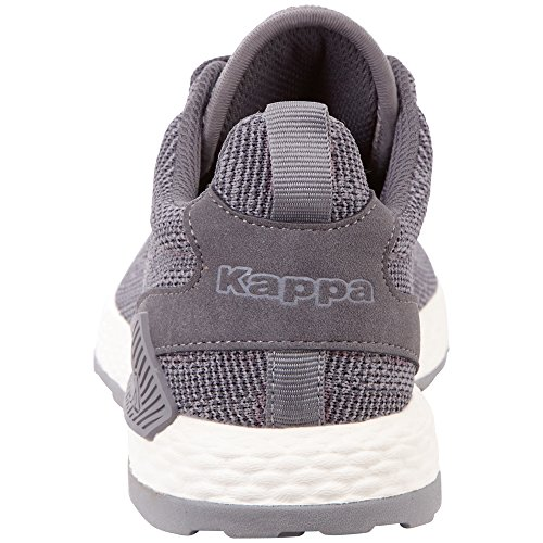 1643 Gris Sneakers Basses Kappa Adulte grey offwhite Mixte Escape Up8AUqxTwa