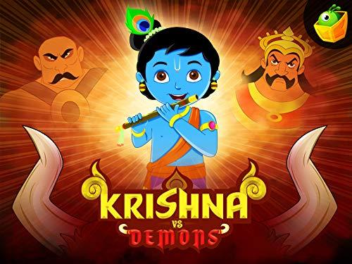 Krishna Vs Demons Malayalam on Amazon Prime Video UK