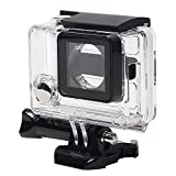 niceeshop(TM) Clear View Skeleton Open Side Protective Housing Case With Lens for Gopro Hero 3+ and Gopro 4