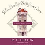 Mrs. Budley Falls from Grace: The Poor Relation Series, Book 3 | M. C. Beaton writing as Marion Chesney