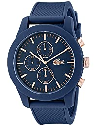 Lacoste Men's 2010827 12.12 Analog Display Quartz Blue Watch
