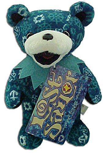 Grateful Dead Bean Bear Lost Sailor Teddy - Blue Sailor Bear