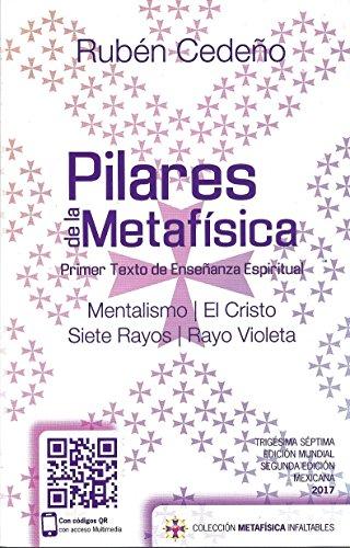 PILARES DE LA METAFÍSICA - RUBÉN CEDEÑO