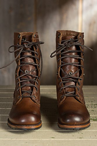 Men S Walk Over Ian Fold Over Leather Jump Boots