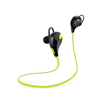 Swift Bluetooth 4,0 estéreo inalámbricos sumergible corredor, correr, deporte auriculares con micrófono