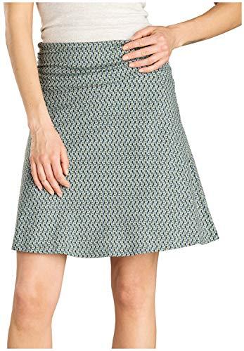 (Toad&Co Chaka Skirt - Women's Seaspray Geo Teardrop Print X-Small)