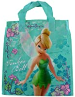 Green Tinkerbell Traveling Tote Bag