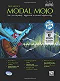 """Don Mock's Modal Mojo: The """"No Mystery"""" Approach to Modal Improvising, Book & CD (Audio Workshop Series)"""