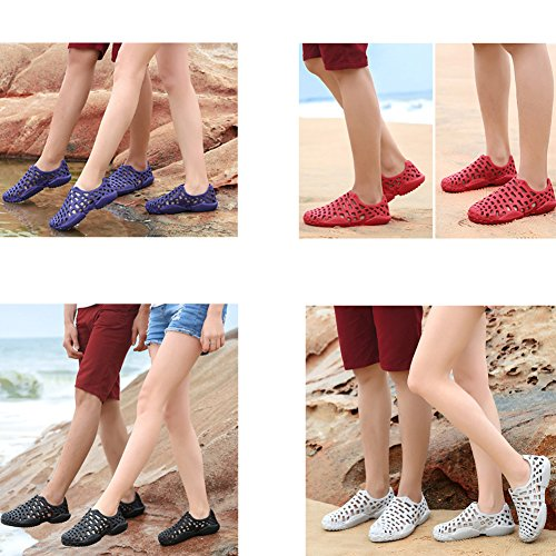 ERGGU Womens Clogs Sandals Summer Beach Shoes Lightweight Mules and Clogs Quick Drying Garden Shoes Antislip Slip on Water Shoes by ERGGU (Image #7)