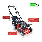 Frisky Fox PLUS 20' 5.5hp Self Propelled Petrol Lawn Mower 4 in 1 Mulching,...