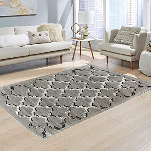 Canary Collection Modern Contemporary Design Area Rug Floor Carpet