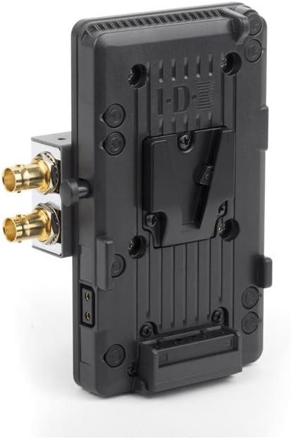 Aja Converter Wooden Camera Battery Mount Plate