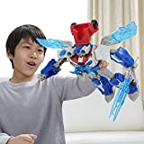 Transformers: Robots in Disguise Power Surge Optimus Prime and Aerobolt
