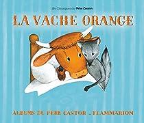 La Vache orange par Hale