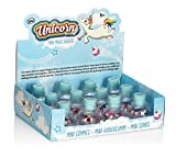 NPW-USA Unicorn Mini Magic Eraser Pots, 12-Count