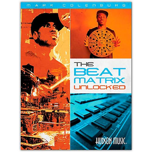 Mark Colenburg-The Beat Matrix Unlocked Book/Online Video Pack of 2