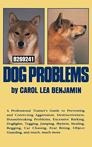 book cover of Dog Problems