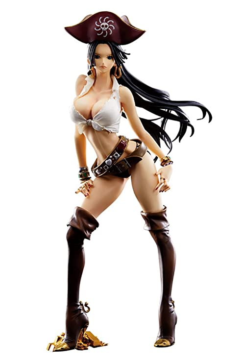 Toys & Hobbies Anime One Piece Figure Toys Boa Hancock Nami Figure Toy Flag Diamond Ship Hancock Pirate Girl Beauty Model Figurine