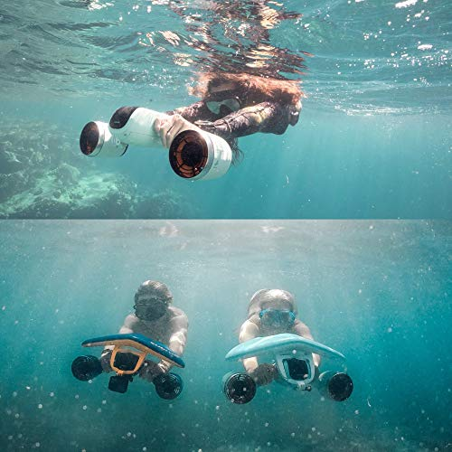 $150 off an underwater scooter