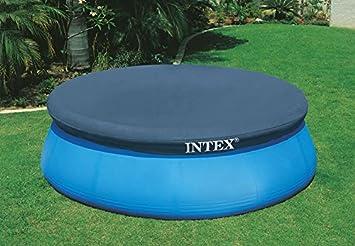 Intex 58938 - Cubrir Pool Easy Set 305 cm: Amazon.es: Juguetes y ...