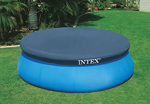 Intex 8ft 15 foot easy set above ground swimming pool - 8 foot above ground swimming pools ...