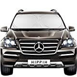Best Car Sunshades - Hippih Decor Car Windshield Sun Shade with 2 Review