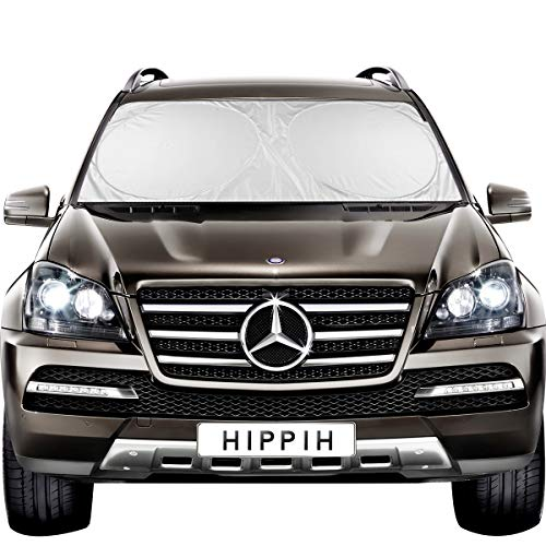 Hippih Decor Windshield Shade Ears product image