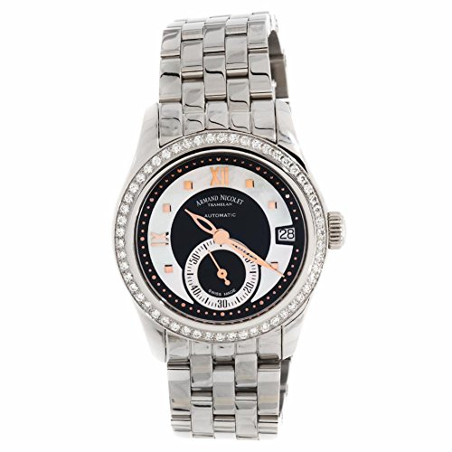 Armand Nicolet MO3 Automatic-self-Wind Female Watch (Certified Pre-Owned)