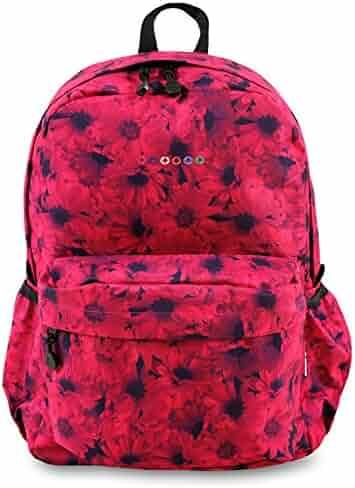 allenshopping 3PCS 3D Print Bookbag Canvas Backpacks Women Shoulder Bags Children Backpacks Girls School Bag