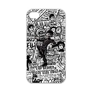 My Chemical Romance Paper Walker iPhone 4 4S Perfect Color Match Cover Case for Fans