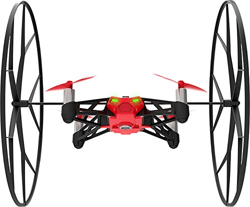Parrot mini drone's rolling spider Red by Parrot (Image #19)