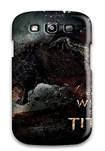 New Premium DPatrick Wrath Of The Titans Skin Case Cover Excellent Fitted For Galaxy S3
