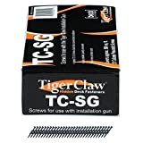 TigerClaw Coated Steel Pneumatic Scrails Fasteners