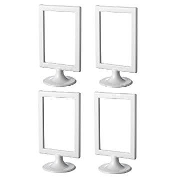ikea photo frames white tolsby 4 x 6 4 pack each frame holds