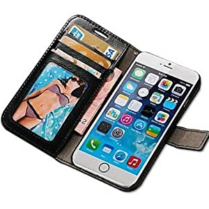 ZL Crazy Horse PU Leather Full Body Case with Card Slot, Frame Slot and Stand for iPhone 6 (Assorted Colors) , Brown