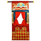 Doorway Puppet Theater Adjustable from 24-42 Inches