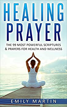 Healing Prayer Powerful Scriptures Wellness ebook product image