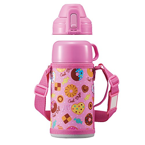 Zojirushi water bottle stainless bottle 2WAY cup & direct [0.62L] SP-HB06-PZ by Zojirushi