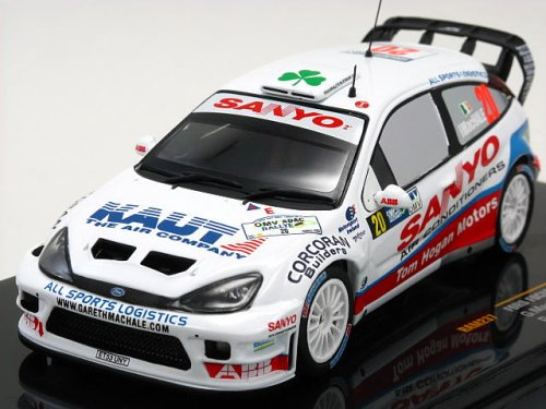 1/43 フォード フォーカス WRC (SANYO) 06 WRCラリー・ドイツ #20 MacHale RAM237