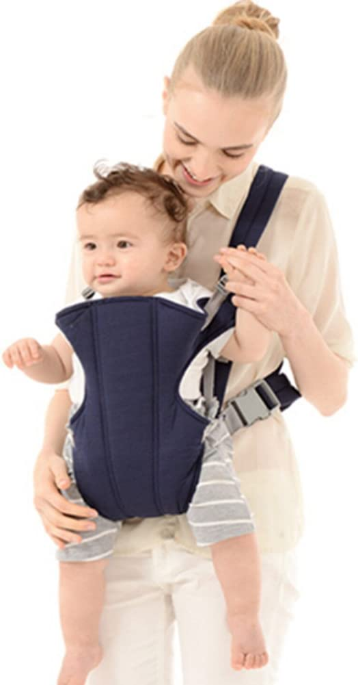 PoeHXtyy Infant Front Facing Slings Breathable Pouch Wraps Carriers Backpacks Suspenders