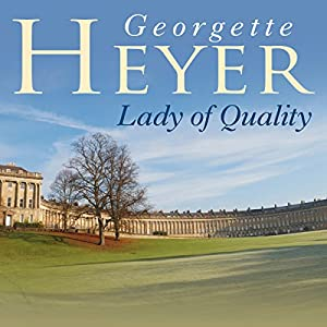 Lady of Quality Audiobook